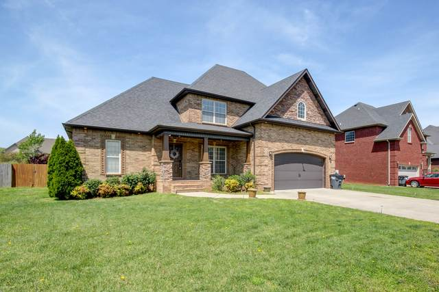 2528 Remington Trce, Clarksville, TN 37043 (MLS #RTC2251133) :: Village Real Estate