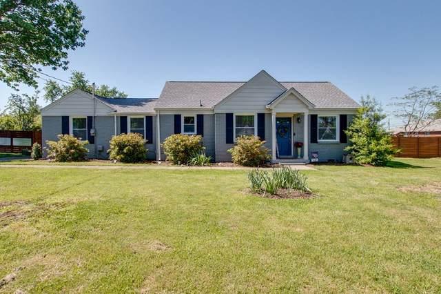 2303 Weona Dr, Nashville, TN 37214 (MLS #RTC2251165) :: RE/MAX Fine Homes