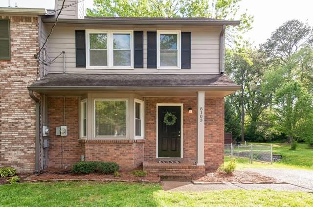 8103 Stacy Square Ct, Nashville, TN 37221 (MLS #RTC2251232) :: RE/MAX Fine Homes