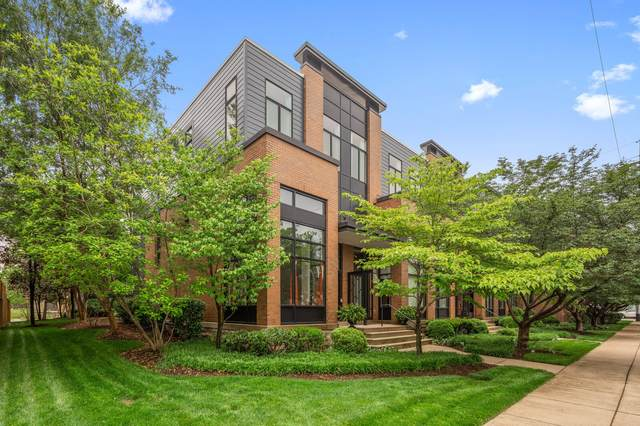 1100 Russell St #106, Nashville, TN 37206 (MLS #RTC2251240) :: Hannah Price Team