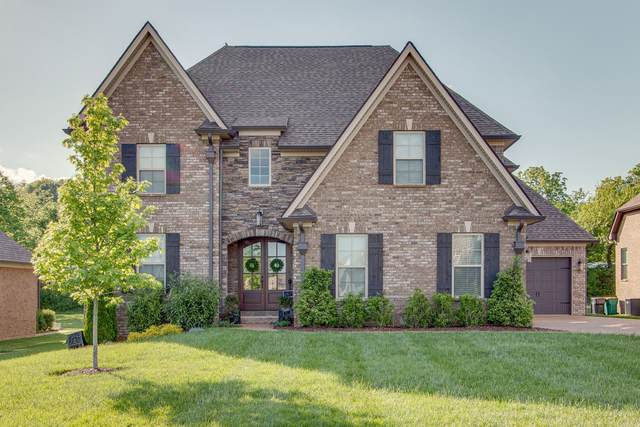 1011 Gadwall Ln, Spring Hill, TN 37174 (MLS #RTC2251245) :: Nashville on the Move