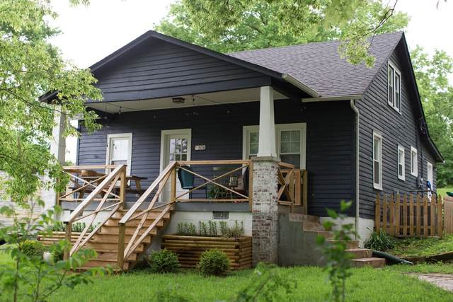 306 E St, Clarksville, TN 37040 (MLS #RTC2251259) :: The Helton Real Estate Group