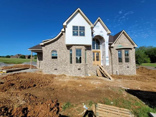119 Stones Manor, Clarksville, TN 37043 (MLS #RTC2251262) :: Nashville on the Move