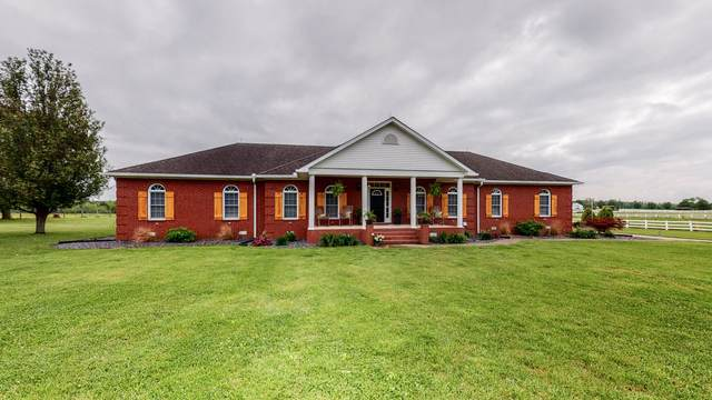 256 Edd Joyce Rd, Bell Buckle, TN 37020 (MLS #RTC2251304) :: Hannah Price Team