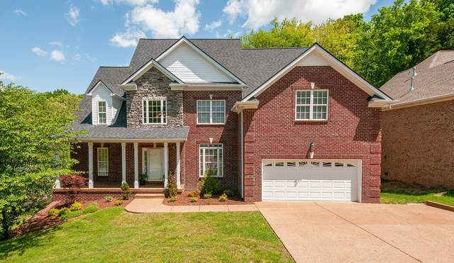142 Ridgeview Trace, Hendersonville, TN 37075 (MLS #RTC2251351) :: Village Real Estate