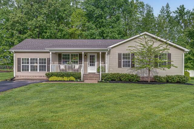 1016 Post Oak Drive, Dickson, TN 37055 (MLS #RTC2251368) :: Berkshire Hathaway HomeServices Woodmont Realty