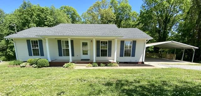 1317 Arrowhead Ter, Lawrenceburg, TN 38464 (MLS #RTC2251389) :: Berkshire Hathaway HomeServices Woodmont Realty