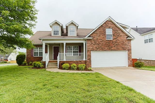 1252 Chapmans Retreat Dr, Spring Hill, TN 37174 (MLS #RTC2251398) :: Nashville Home Guru
