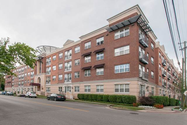 3000 Vanderbilt Pl #110, Nashville, TN 37212 (MLS #RTC2251405) :: DeSelms Real Estate