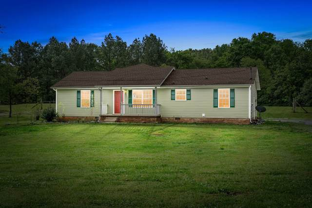 2430 Chester Harris Rd, Woodlawn, TN 37191 (MLS #RTC2251440) :: Nashville on the Move