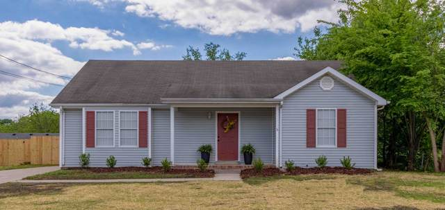 230 Jim Thorpe Dr, Clarksville, TN 37042 (MLS #RTC2251482) :: Village Real Estate