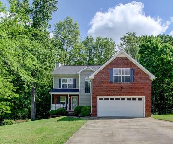 3383 N Henderson Way, Clarksville, TN 37042 (MLS #RTC2251491) :: Village Real Estate