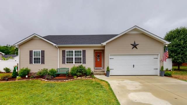 211 Williamsburg Cir, Tullahoma, TN 37388 (MLS #RTC2251547) :: RE/MAX Fine Homes