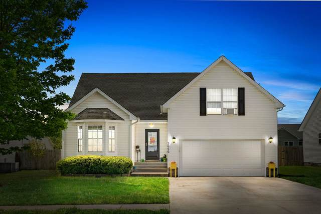 3656 S Jot Dr, Clarksville, TN 37040 (MLS #RTC2251568) :: Team Jackson | Bradford Real Estate