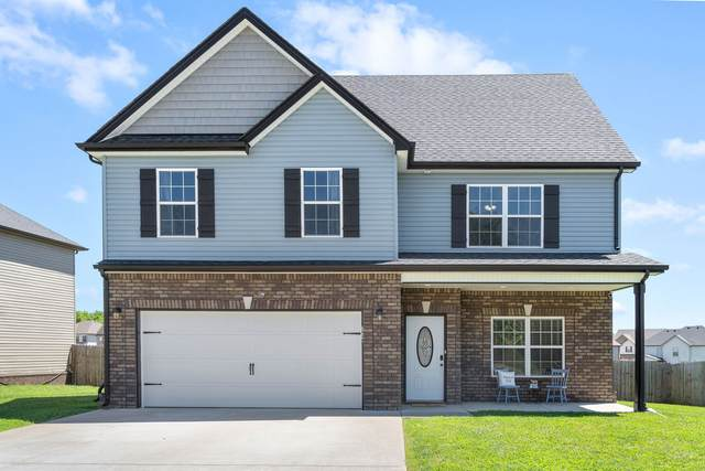 662 Sturdivant Dr, Clarksville, TN 37042 (MLS #RTC2251578) :: The Godfrey Group, LLC