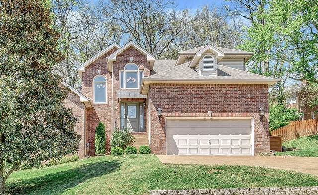 1108 Deerhurst Ct, Nashville, TN 37221 (MLS #RTC2251614) :: Fridrich & Clark Realty, LLC