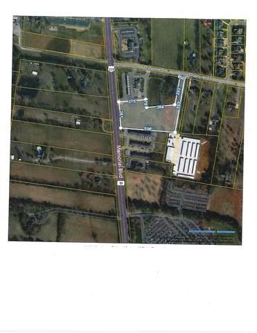 2772 Memorial Blvd, Murfreesboro, TN 37129 (MLS #RTC2251626) :: Team George Weeks Real Estate