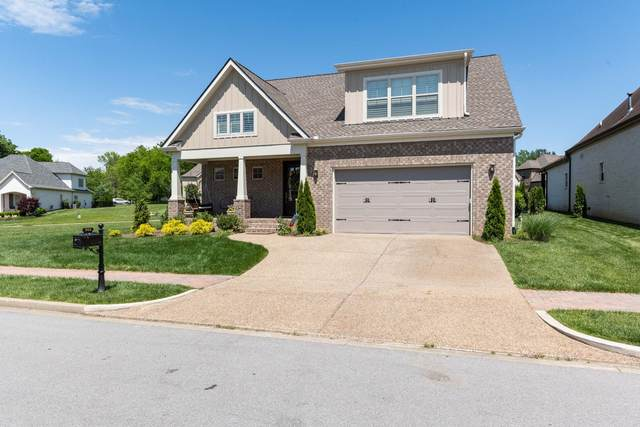 909 Fairington Way, Gallatin, TN 37066 (MLS #RTC2251650) :: Nashville on the Move