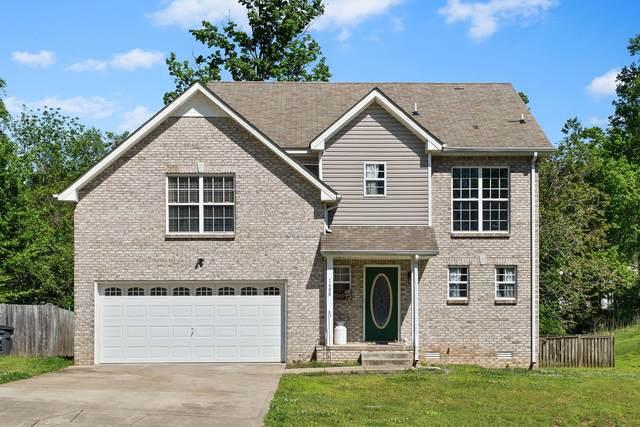 1488 Cedar Springs Cir, Clarksville, TN 37042 (MLS #RTC2251665) :: Village Real Estate