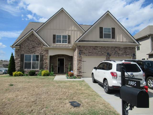 1005 Lunette Dr, Murfreesboro, TN 37128 (MLS #RTC2251700) :: Nashville on the Move