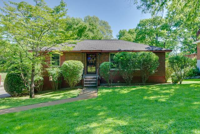 1339 Cardinal Ave, Nashville, TN 37216 (MLS #RTC2251709) :: Village Real Estate