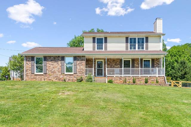 313 Dunbrook Dr, Clarksville, TN 37043 (MLS #RTC2251746) :: The Adams Group