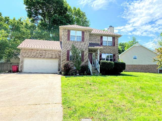 1530 Barrywood Cir W, Clarksville, TN 37042 (MLS #RTC2251773) :: Nashville on the Move