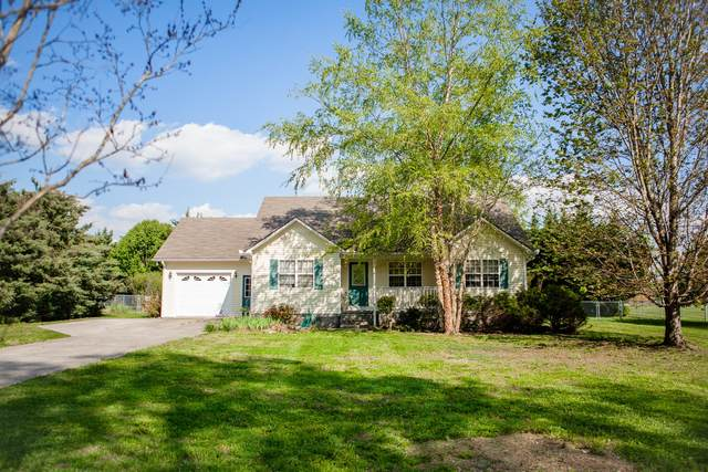 1578 Parker Rd, Manchester, TN 37355 (MLS #RTC2251802) :: Team Jackson | Bradford Real Estate