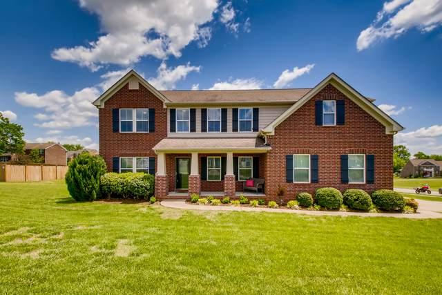 357 Fannis Cir, Gallatin, TN 37066 (MLS #RTC2251883) :: Village Real Estate