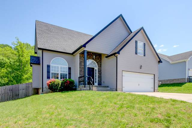 1217 Meachem Dr, Clarksville, TN 37042 (MLS #RTC2251892) :: Berkshire Hathaway HomeServices Woodmont Realty