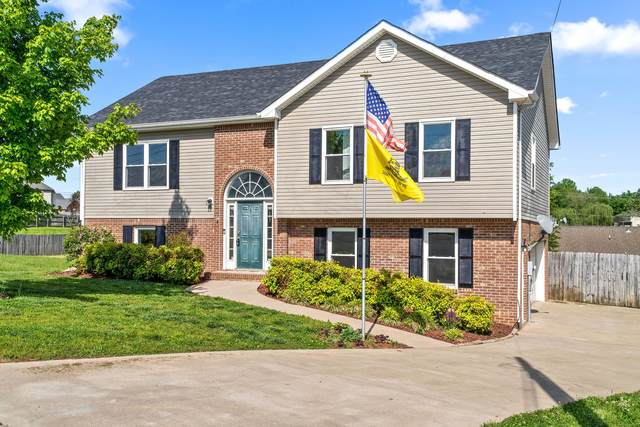 1845 Blackbird Ct, Clarksville, TN 37040 (MLS #RTC2251905) :: Village Real Estate