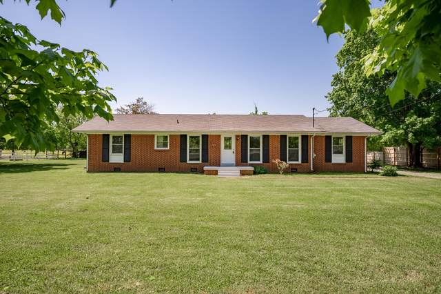 4962 Bradyville Pike, Murfreesboro, TN 37127 (MLS #RTC2251906) :: Village Real Estate