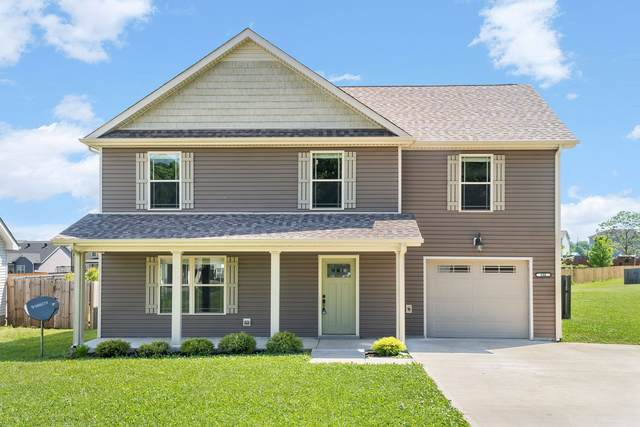 531 Tracy Ln, Clarksville, TN 37040 (MLS #RTC2251927) :: The Miles Team | Compass Tennesee, LLC