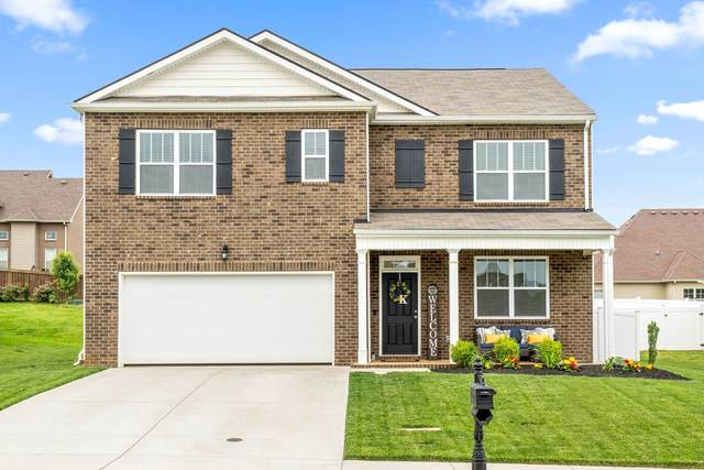 252 Autumn Terrace Ln, Clarksville, TN 37040 (MLS #RTC2251941) :: The Miles Team | Compass Tennesee, LLC