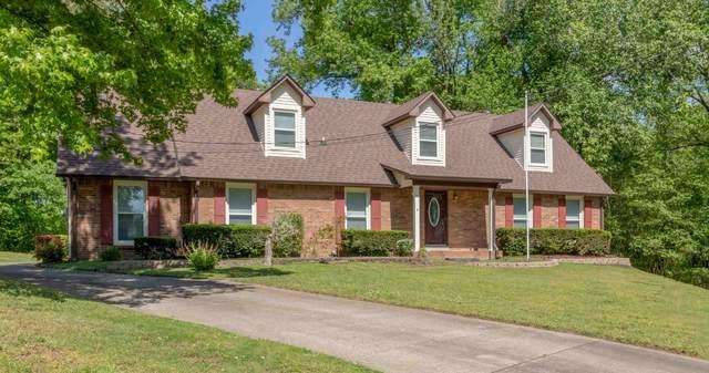 164 Kirby Drive, Clarksville, TN 37042 (MLS #RTC2251960) :: Nashville on the Move