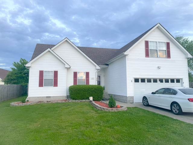 3819 Man O War Blvd, Clarksville, TN 37042 (MLS #RTC2251991) :: Randi Wilson with Clarksville.com Realty