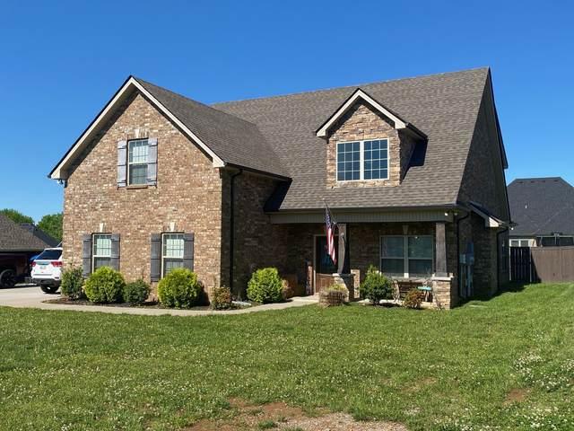 1129 Spring Creek Dr, Murfreesboro, TN 37129 (MLS #RTC2252050) :: Team Jackson | Bradford Real Estate