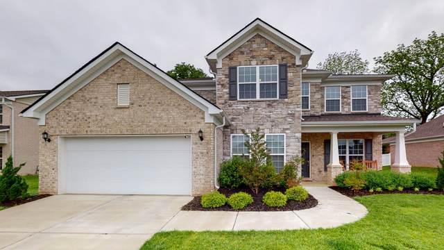 1678 Lantana Dr, Spring Hill, TN 37174 (MLS #RTC2252053) :: RE/MAX Homes And Estates