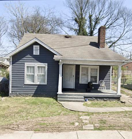 1912 12th Ave N, Nashville, TN 37208 (MLS #RTC2252154) :: John Jones Real Estate LLC