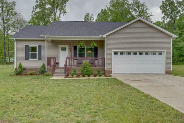 311 Brazzell Ave, Dickson, TN 37055 (MLS #RTC2252162) :: Village Real Estate