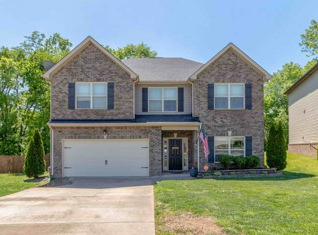 2087 Bandera Dr, Clarksville, TN 37042 (MLS #RTC2252163) :: The Godfrey Group, LLC