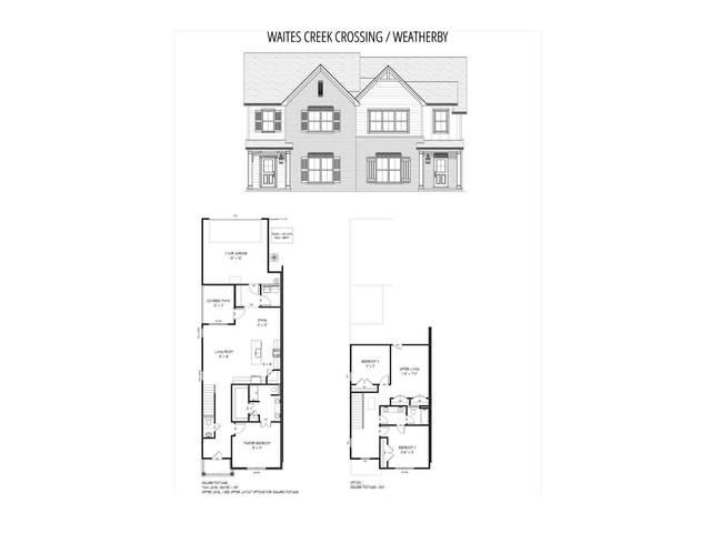 2113 Welltown Ln, Murfreesboro, TN 37128 (MLS #RTC2252197) :: Team Wilson Real Estate Partners