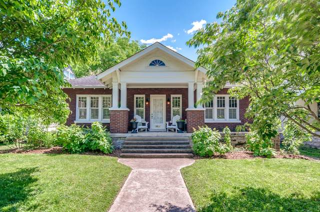 3807 Central Ave, Nashville, TN 37205 (MLS #RTC2252203) :: The Adams Group