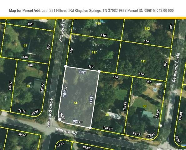 221 Hillcrest Road, Kingston Springs, TN 37082 (MLS #RTC2252211) :: Hannah Price Team