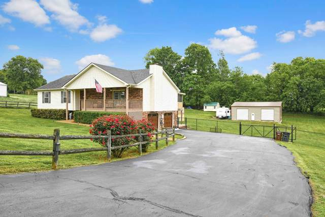 607 Vaughans Gap Rd, Spring Hill, TN 37174 (MLS #RTC2252218) :: The Adams Group