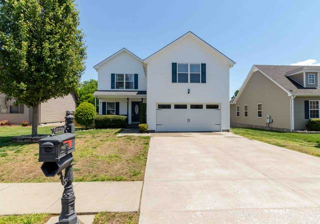 3723 Gray Fox Dr, Clarksville, TN 37040 (MLS #RTC2252238) :: Christian Black Team