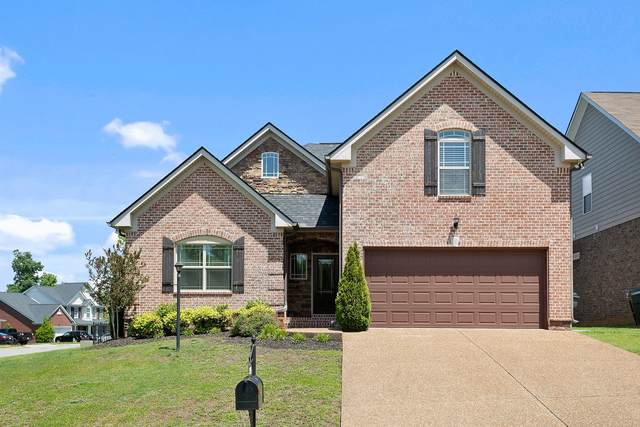 319 Sword Ln, Mount Juliet, TN 37122 (MLS #RTC2252251) :: Nashville on the Move