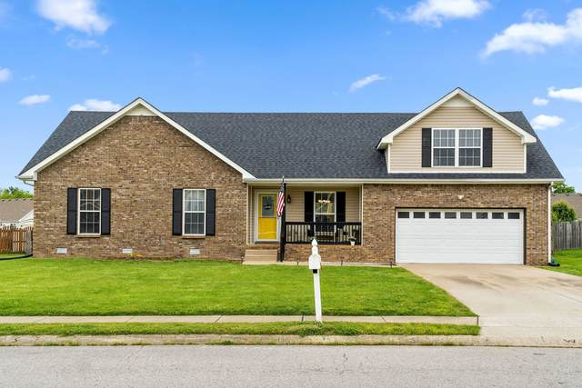 3881 Gaine Dr, Clarksville, TN 37040 (MLS #RTC2252257) :: RE/MAX Homes And Estates
