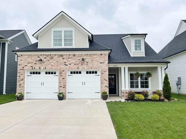 3506 Caroline Farms, Murfreesboro, TN 37129 (MLS #RTC2252261) :: Candice M. Van Bibber | RE/MAX Fine Homes