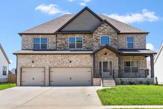 120 Trillium Court, Clarksville, TN 37043 (MLS #RTC2252318) :: Team George Weeks Real Estate